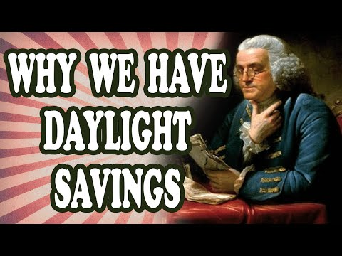 Who Really Invented Daylight Saving Time