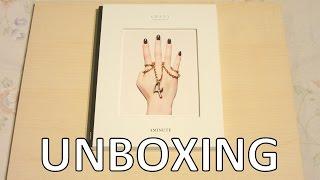 Unboxing - 4MINUTE (포미닛) CRAZY (미쳐) - 6th Mini Album