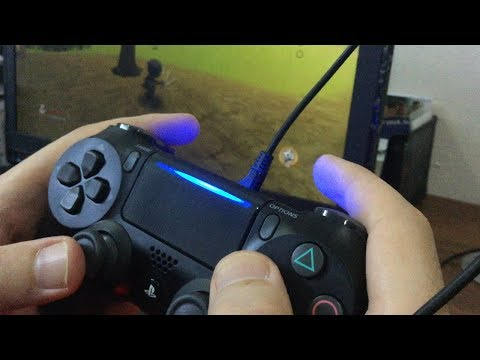 how-to-connect-ps4-controller-to-a-laptop-/-pc