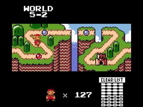 Game Boy Color Longplay [030] Super Mario Bros Deluxe