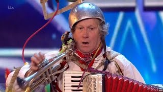 britain s got talent 2016 s10e02 bill brookman the entertainer full audition