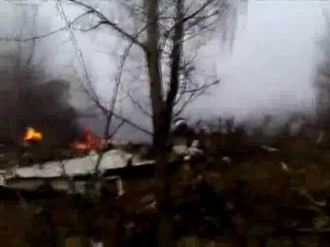 Was the Polish President killed over landmark gas deal? Gunshots in video, no fog @ airport