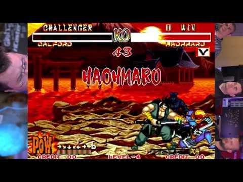 Giant Bomb's MVS Mania: A Neo Geo Live Stream