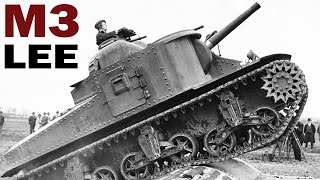 Building a Tank | US Army M3 Lee Medium Tank | Documentary Film | 1941