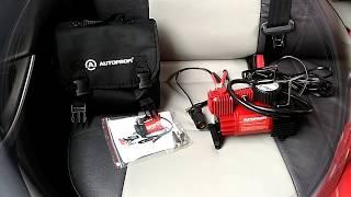 Автомобильный компрессор AUTOPROFI AK 35 смотреть