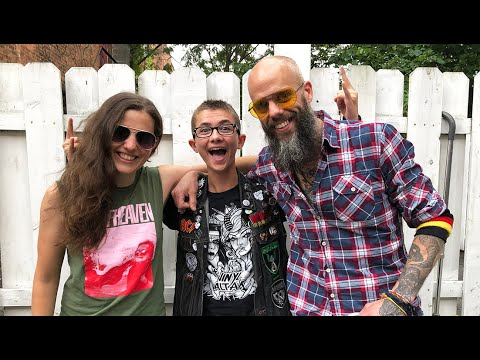 John & Gina Of BARONESS Want To Take You To Their World