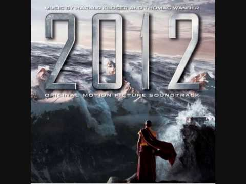 Soundtrack 2012 - Harald Kloser and Thomas Wander [ Time for Miracles ]