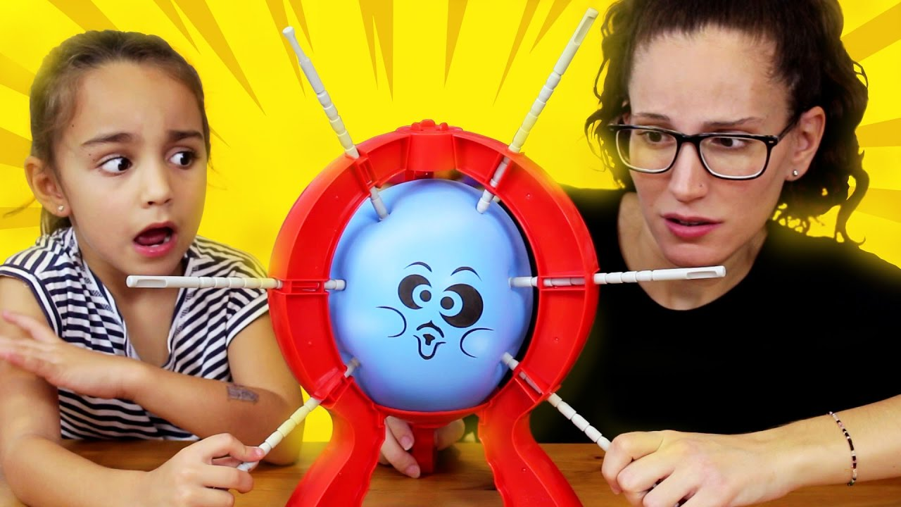 Boom boom ballon juego de mesa con globo for Boom junior juego de mesa