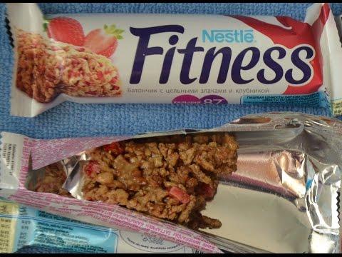 Готовые завтраки Nestle Хлопья Fitness - отзывы