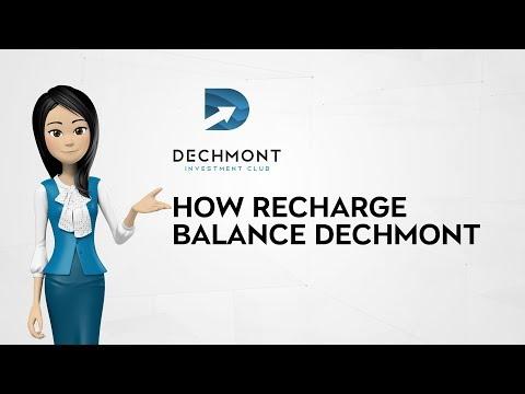 How recharge balance Dechmont
