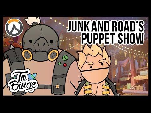 The Puppet Show: An Overwatch Cartoon