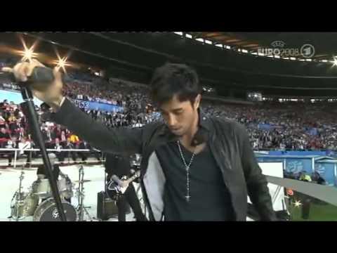 football   Can You Hear Me ft Enrique Iglesias HD Live @ ChandrakantCrystal™ EURO CUP 2008
