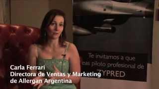Entrevista a Carla Ferrari