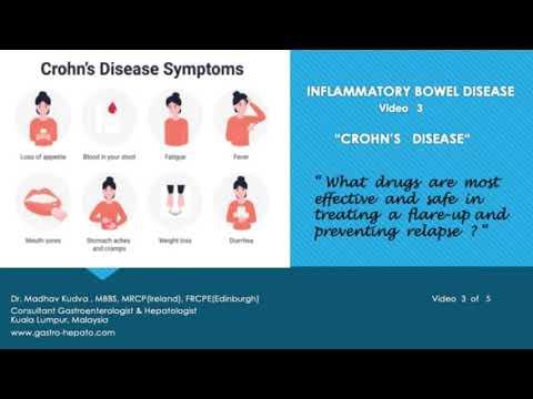 INFLAMMATORY BOWEL DISEASE - CROHN'S DISEASE