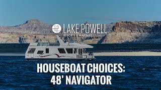 48' Navigator Houseboat, Lake Powell
