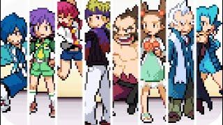 Pokémon HeartGold & SoulSilver - All Johto Gym Leader Rematch (Fighting Dojo)