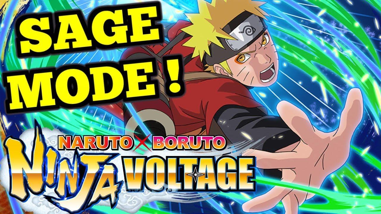 Naruto x Boruto Ninja Voltage Hack - FREE Shinobit