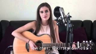 Break Free - Ariana Grande (Kirsty Lowless Cover)