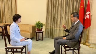 Former HKSAR chief executive: U.S. sees Hong Kong as soft target