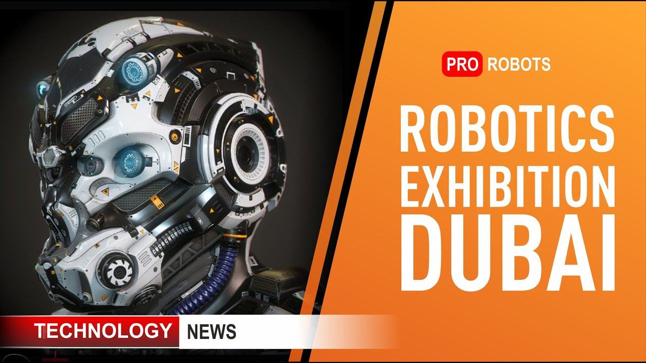 Robotics and High-tech Exhibition in Dubai | Robot Spot Modifications