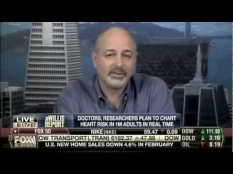 Gerri Willis Interviews Dr Jeffrey Olgin On Fox Business News Youtube