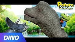 Pororo and Dinosaur Friends | Dinosaur songs | Kids Pop | Pororo Dino world