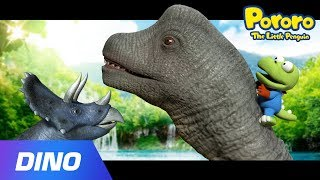 Pororo and Dinosaur Friends | Dinosaur songs | Kids Pop | Pororo Dino world