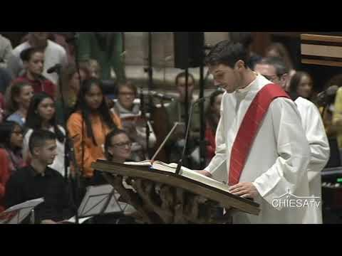 27 ottobre 2018 Veglia missionaria diocesana in Duomo (ChiesaTV canale 195)