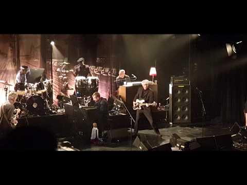The Good The Bad The Queen (Damon Albarn) - The Poison Tree Live Trianon Paris 20190528 213539