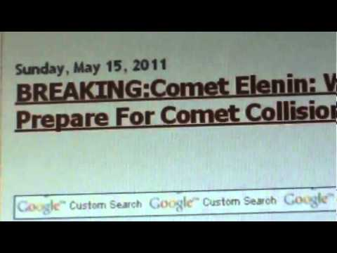 Comet Elenin a False Flag Event Staged By NASA to Cover Up HAARP Tectonic Warefare Agenda _.flv