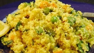 Cracked Wheat Upma - Healthy Breakfast Recipe