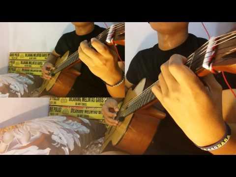 Dygta Ft. Ingga (Cinta Jarak Jauh) Putra Baskara Guitar Cover
