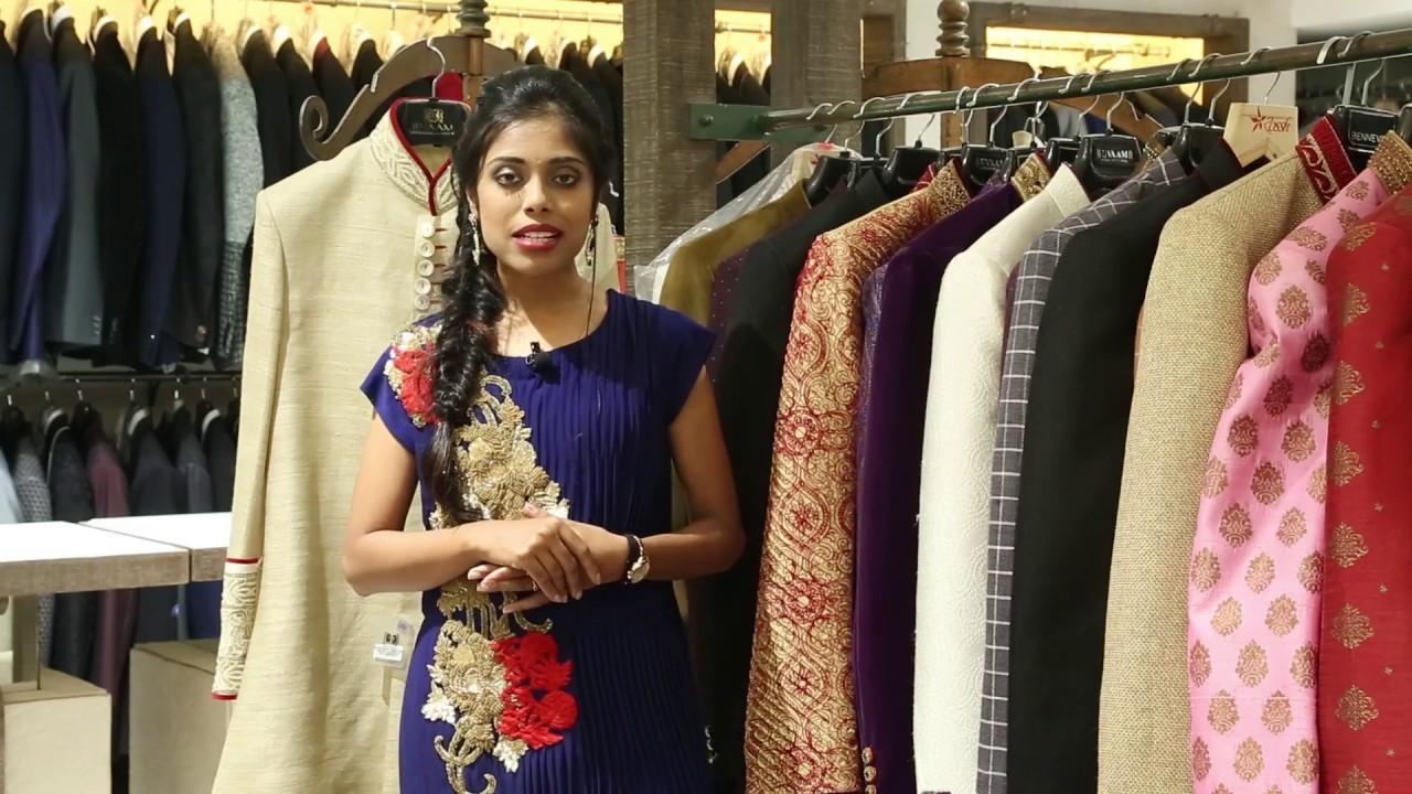 Mens Sherwani & Indian Wedding Outfits