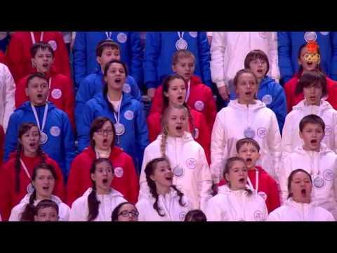 Winter Olympics 2014 Closing Anthem Russian Federation