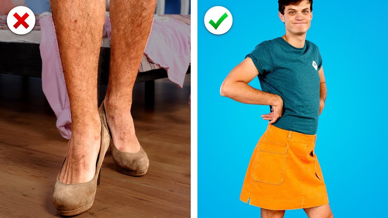 Don't Pretend - Just Do 11 DIY Clothing and Fashion Hack Ideas 8