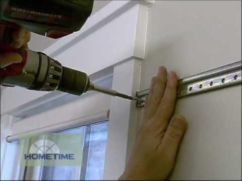 Installing RedLine Closet Systems in Master Bedrooms