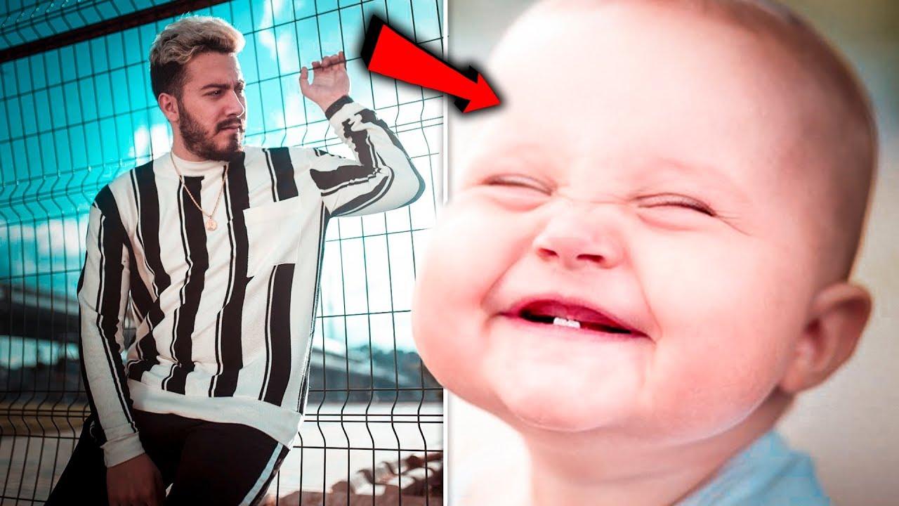 Bebegi Enes Batur Sesiyle Trolledik Cildirdi Youtube