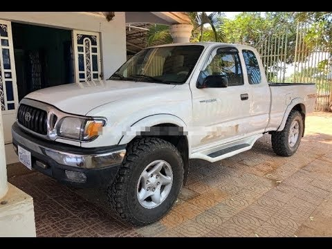 ឡានលក់ $7,950 Tacoma 1997 Cambodia car price
