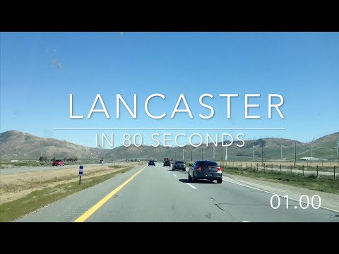 Lancaster in 80 Seconds