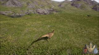 The Isle - Allosaurus Realism Fun | AeroSlayer74