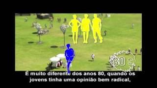 We All Want to be Young ( legendado)