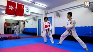 【Taekwondo】 Super Kicks (Master