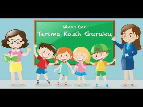 MINUS ONE - T'RIMA KASIH GURUKU (GURUKU TERSAYANG)