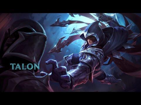 Focus de la présaison sur Talon   Gameplay – League of Legends