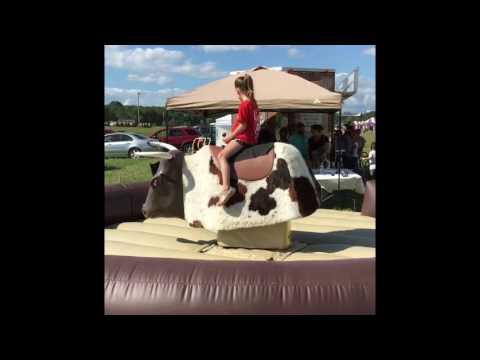 Cleburne County Fair 2016