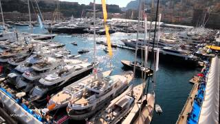 The 2014 Monaco Yacht Show - the official film