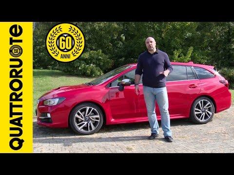 Subaru Levorg: Model Year 2017 - Diario di Bordo: Day 2