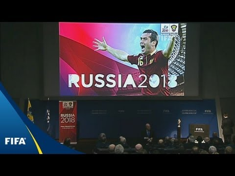 Russia's 2018 FIFA World Cup Bid