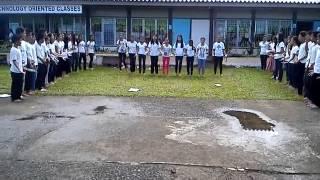 GKNHS Grade 8-Strontium's presentation of