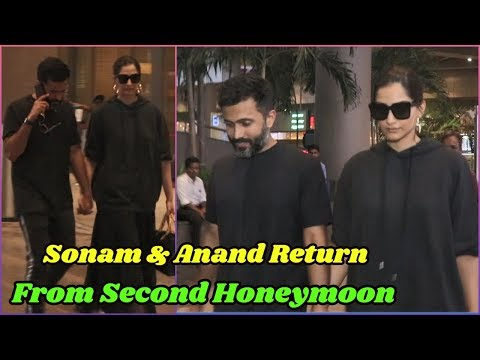 Sonam Kapoor Return From Japan Trip With Her Husband Mp3